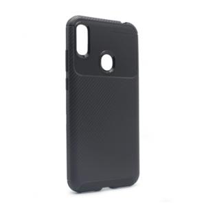 Maska Defender Carbon za Huawei Y6 2019/Honor 8A crna