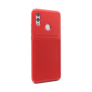 Maska Elegant Carbon za Huawei Honor 10 lite/P smart 2019 crvena