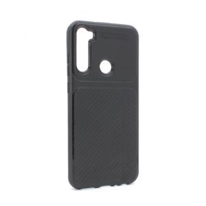 Maska Elegant Carbon za Xiaomi Redmi Note 8T crna
