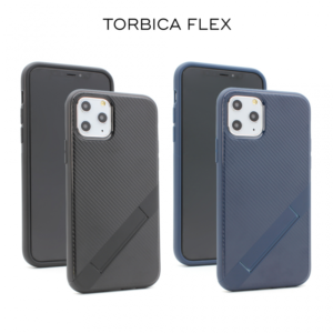 Maska Flex za iPhone XR crna