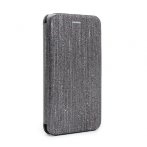 Maska Flip Crystal za Samsung A405F Galaxy A40 crna