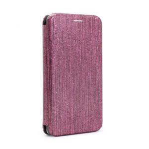 Maska Flip Crystal za Samsung A405F Galaxy A40 pink