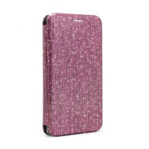 Maska Flip Crystal za Samsung A750FN Galaxy A7 2018 pink