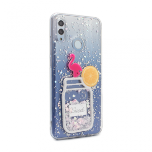 Maska Fluid Flamingo za Huawei Honor 10 lite/P smart 2019 type 5
