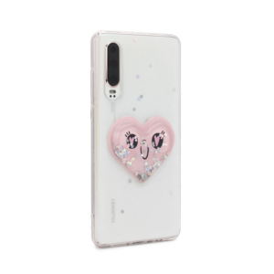 Maska Fluid Glitter za Huawei P30 type 53