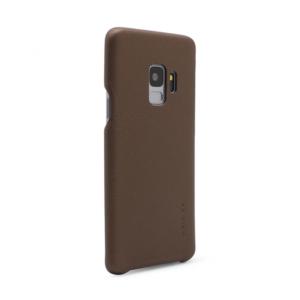 Maska G case Thin story za Samsung G960 S9 braon