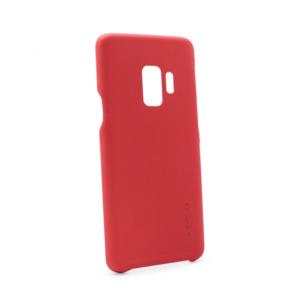 Maska G case Thin story za Samsung G960 S9 crvena