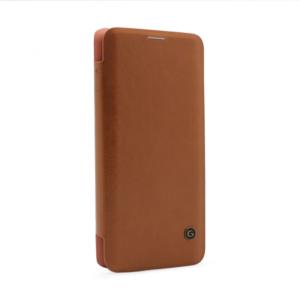 Maska G case Wallet za Samsung G960 S9 braon