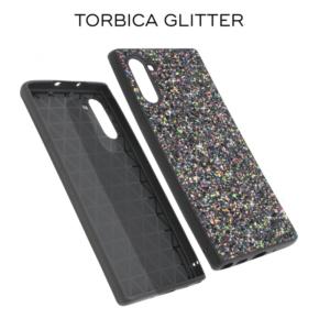 Maska Glitter za Xiaomi Redmi Note 8 crna