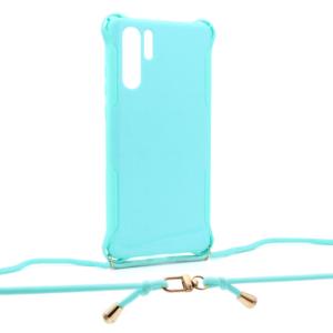 Maska Ice Color za Huawei P30 Pro plava