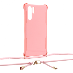 Maska Ice Color za Huawei P30 Pro roze