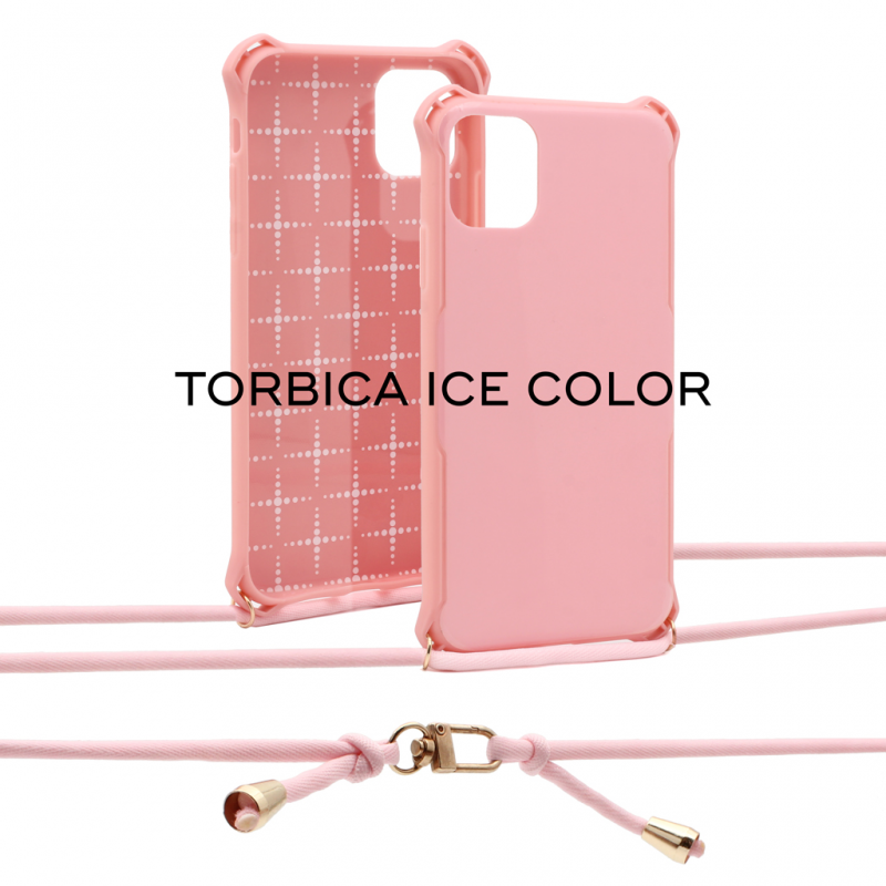 Maska Ice Color za iPhone 11 Pro 5.8 zuta