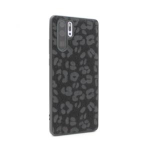 Maska Leopard shell za Huawei P30 Pro crna