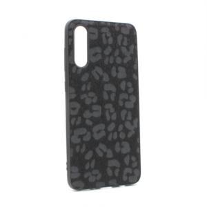 Maska Leopard shell za Samsung A705F Galaxy A70 crna