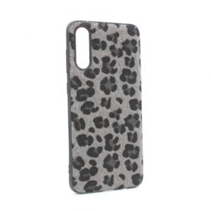 Maska Leopard shell za Samsung A705F Galaxy A70 siva