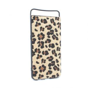 Maska Leopard shell za Samsung A805F Galaxy A80 braon