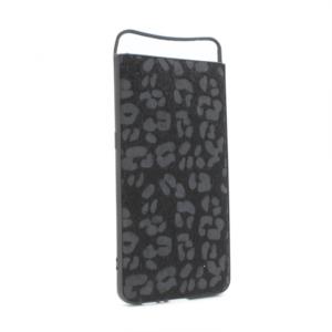 Maska Leopard shell za Samsung A805F Galaxy A80 crna