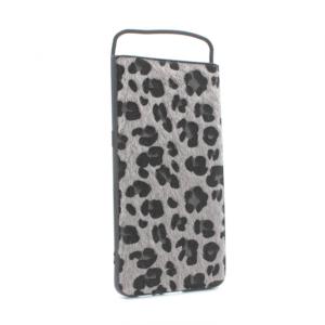 Maska Leopard shell za Samsung A805F Galaxy A80 siva