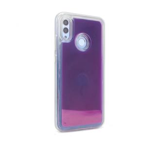Maska Liquid color za Huawei Honor 10 Lite/P smart 2019 ljubicasta