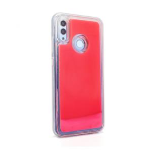 Maska Liquid color za Huawei Honor 10 Lite/P smart 2019 narandzasto-pink