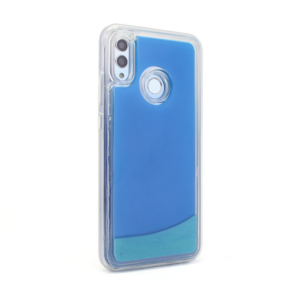 Maska Liquid color za Huawei Honor 10 Lite/P smart 2019 plava