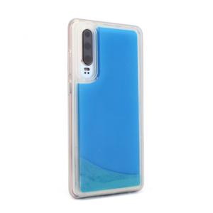 Maska Liquid color za Huawei P30 plava