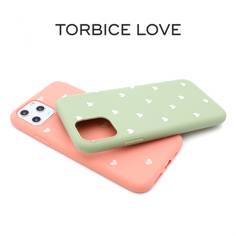 Maska Love za iPhone 11 Pro 5.8 zelena
