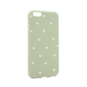 Maska Love za iPhone 6/6S zelena