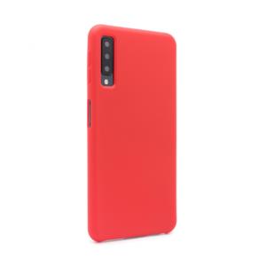 Maska Luo Fine za Samsung A750FN Galaxy A7 2018 crvena