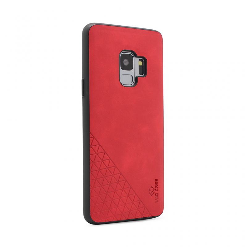 Maska Luo Simple za Samsung G960 S9 crvena