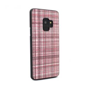 Maska Luo Square za Samsung G960 S9 roze