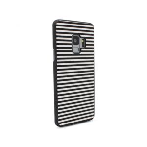 Maska Luo Stripes za Samsung G960 S9 crna