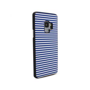 Maska Luo Stripes za Samsung G960 S9 plava