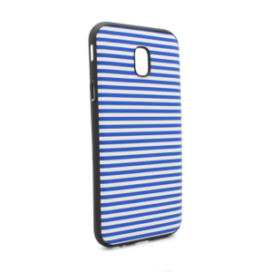 Maska Luo Stripes za Samsung J530F Galaxy J5 2017 (EU) plava