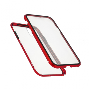 Maska Magnetic exclusive 360 za iPhone 11 6.1 crvena