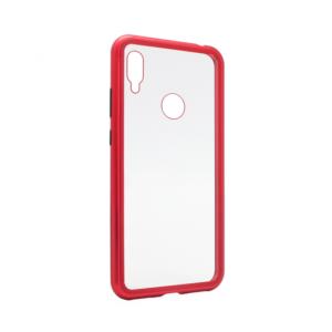 Maska Magnetic za Huawei Y6 2019/Honor 8A crvena