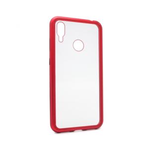 Maska Magnetic za Huawei Y7 2019/Y7 Prime 2019 crvena