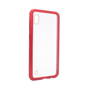 Maska Magnetic za Samsung A105F Galaxy A10 crvena