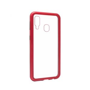 Maska Magnetic za Samsung A405F Galaxy A40 crvena