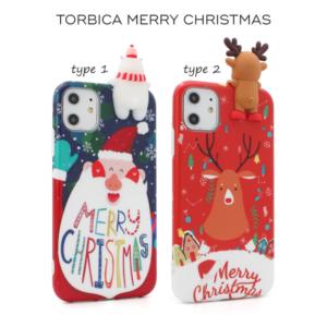 Maska Merry Christmas za iPhone 6/6S type 2