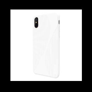 Maska Nillkin Flex II za iPhone X bela