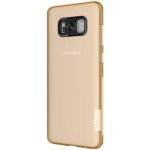 Maska Nillkin Nature za Samsung G955 S8 Plus zlatna