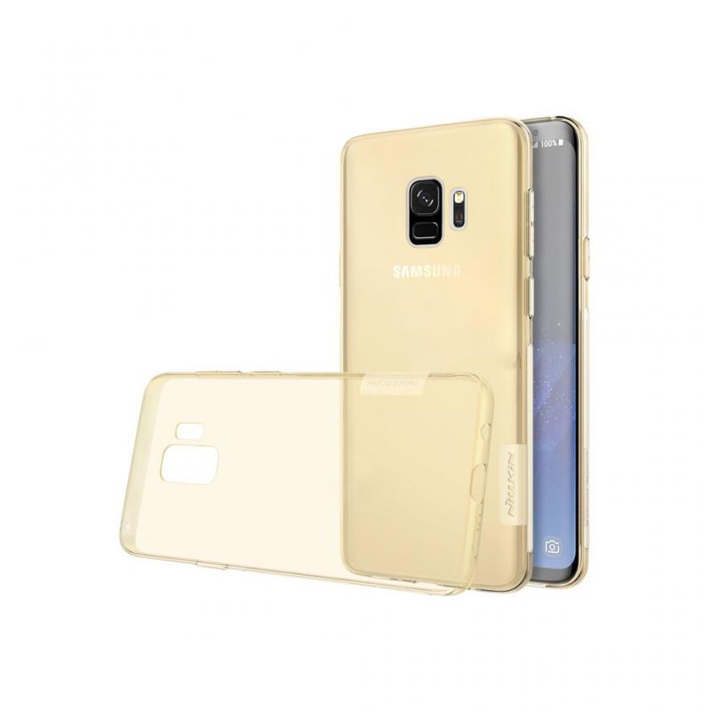 Maska Nillkin Nature za Samsung G960 S9 zlatna