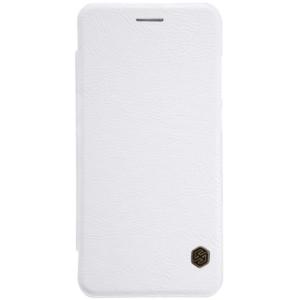 Maska Nillkin Qin za Huawei P10 lite bela