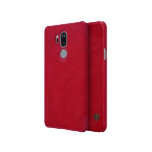 Maska Nillkin Qin za LG G7 ThinQ/G710EM crvena