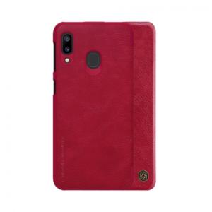 Maska Nillkin Qin za Samsung A202F Galaxy A20e crvena