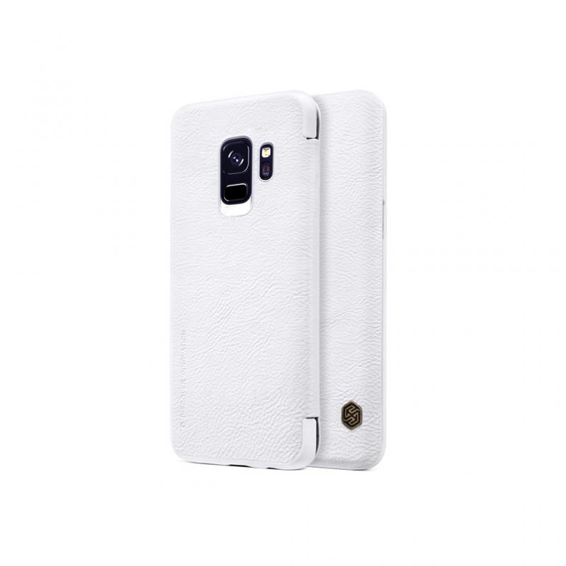 Maska Nillkin Qin za Samsung G960 S9 bela