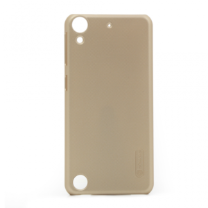 Maska Nillkin Scrub za HTC Desire 530/630/650 zlatna