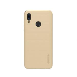 Maska Nillkin Scrub za Huawei P Smart 2019 zlatna