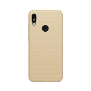 Maska Nillkin Scrub za Huawei Y6 2019/Honor 8A zlatna